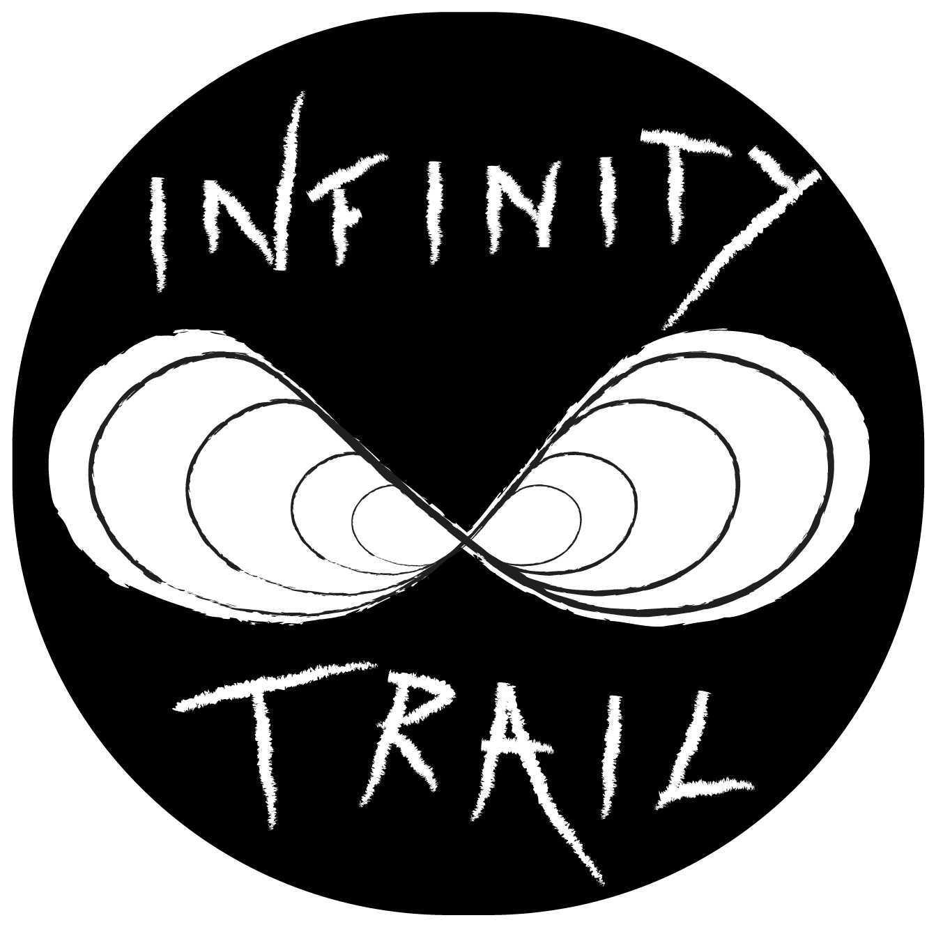 Événements Uniques - Trail The World - Logo Infinity Trail
