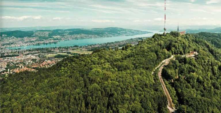 Top destination train en Europe - Suisse